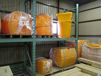 農業資材倉庫(スーパーローリータンク)
